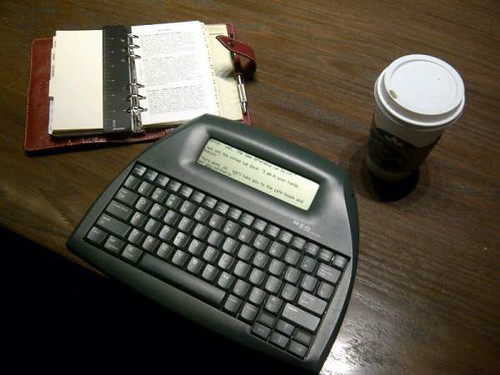 writing kit at starbucks 2012