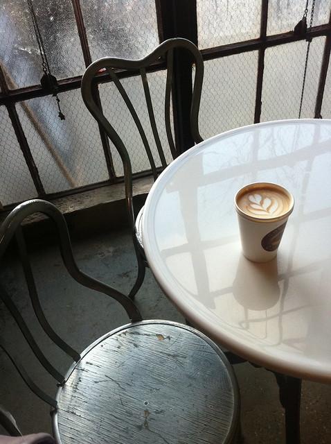 Bowery Coffee, NYC