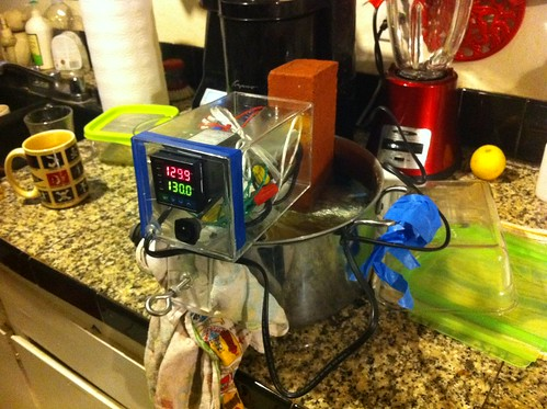 Sous vide device by aghrivaine