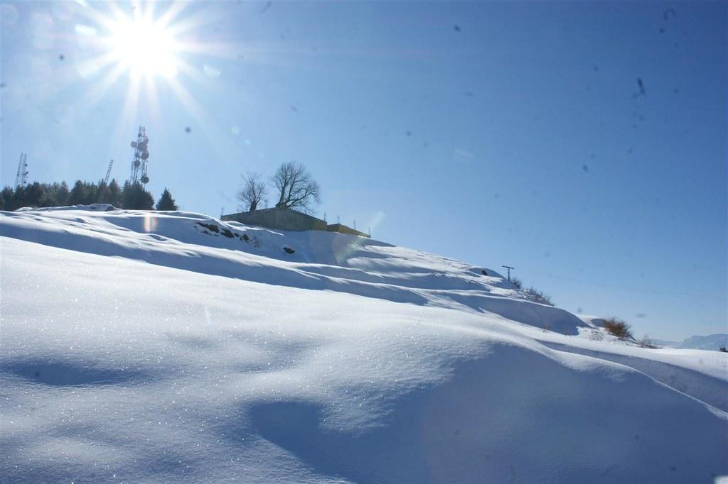 Muzaffarabad Jeep Club Snow Cross 2012 - 6816333619 624703b824 b