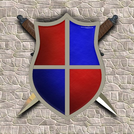 red and blue shield flickr photo sharing