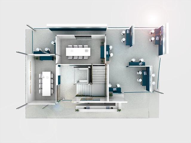 Exhibition Booth Floor Plan : Armscor exhibition stand ground floor plan flickr