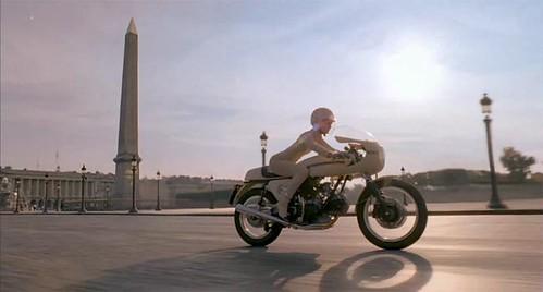 Anuncio con Ducati
