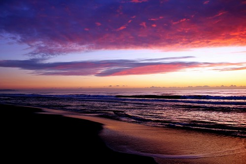 Sea and sand...