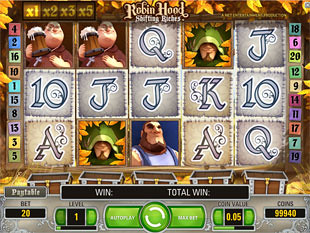 Robin Hood Shifting Riches slot game online review
