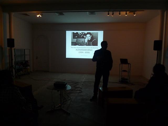 RU TALK: The Virtual Museum Of Avant-Garde: Aleksander Srnec & The Neo-Avant Garde