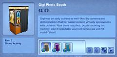 Gigi Photo Booth