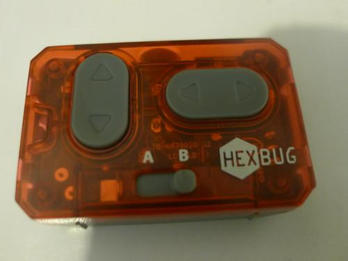 HEXBUG 電子蜘蛛遙控器