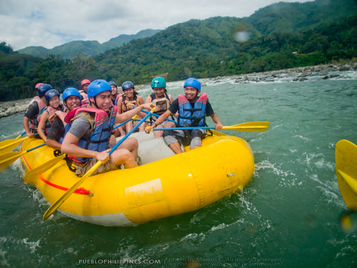 White Water River Rafting - Tabuk - Kalinga, Philippines (114138 - 120123)