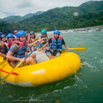Chico River White Water Rafting in Kalinga, North Luzon