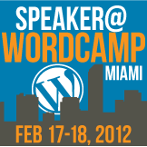 wordcamp miami 2012