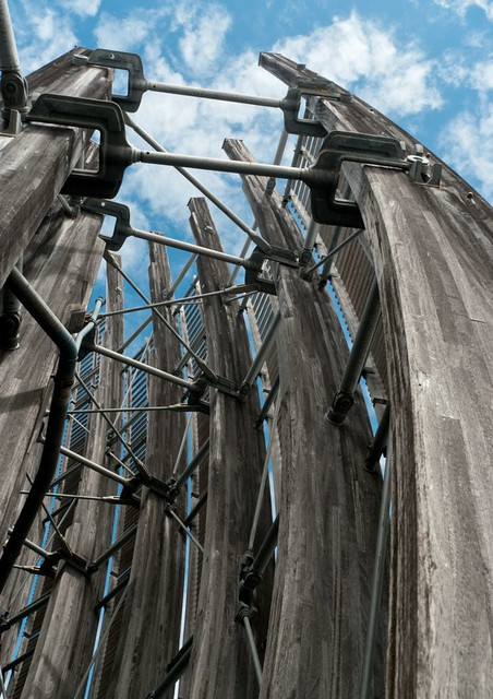 Renzo Piano - Tjibaou Cultural Center #2