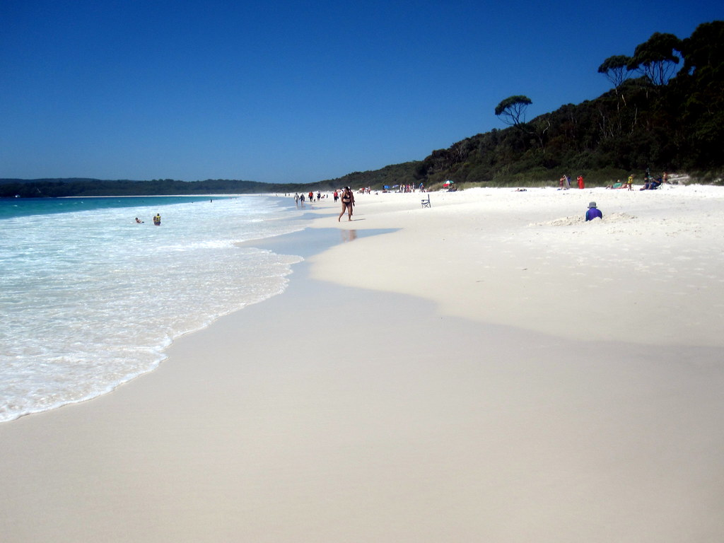 Hyams Beach, Jervis Bay