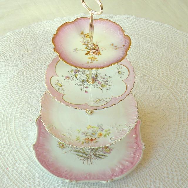 Victorian Cake Stand Uk