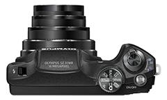 Olympus SZ-31MR has 24x optical zoom