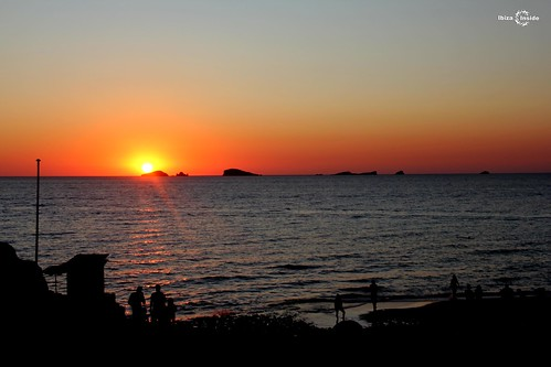 Sunset Cala Comte Ibiza 2