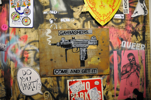 A HISTORY OF QUEER STREET ART by Tom Andrews