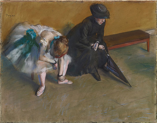 Edgar-Degas-Waiting
