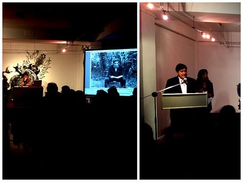 Conferencias ofrecidas con motivo del centenario de Octavio Paz, Embajada de México en Bolivia