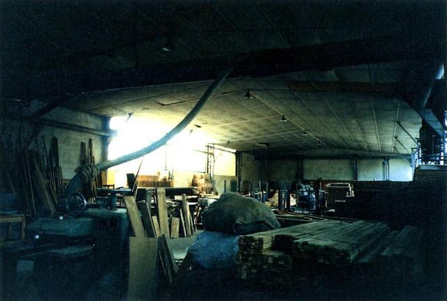 Scierie et usine de menuiserie (usine de parquets) Millet, actuellement manège à chevaux - réf. 20097700143NUCA