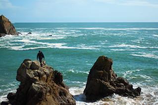 Bilde av Plage des Soux. plage iledyeu crique îledyeu ansedessoux