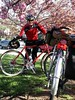 For a moment we are tourists in #bikedc @dailyrandonneur @30daysofbiking