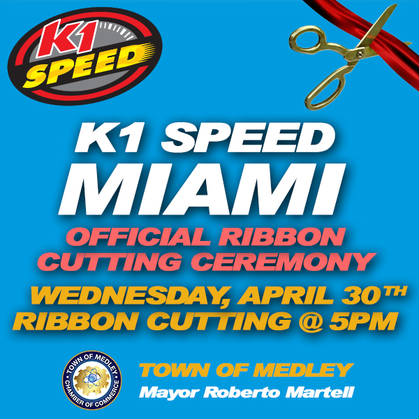 13911878873 1af289334b o K1 Speed Miami Ribbon Cutting Ceremony