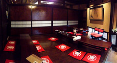 An amazing Soba restaurant in Morioka