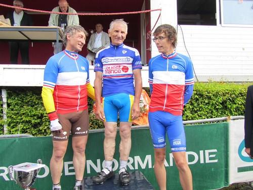 Championnat de France de Cyclisme des Journalistes - édition 2014