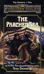 Novel-Forgotten-Realms-The-Parched-Sea