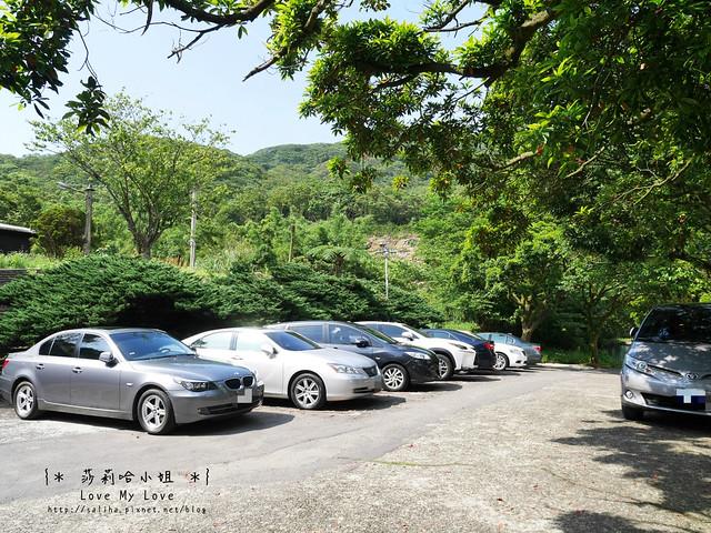 陽明山竹子湖餐廳美食杉木林 (17)