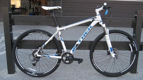 e4a2b485f49 Cycle Works: New bike: Trek Mamba