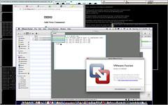 9front in vmware fusion 3.1.1 in osx 10.6.8 in vncv in 9front