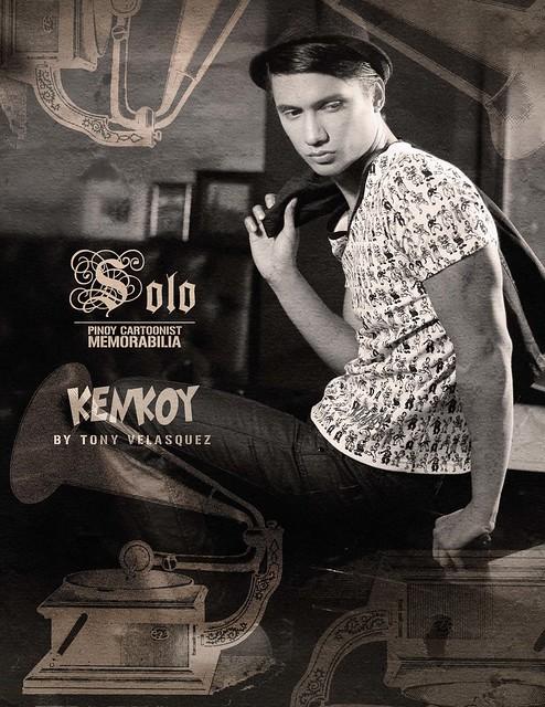 Male Winner of Solo Online Model Search 2011, Mehran Khaledi