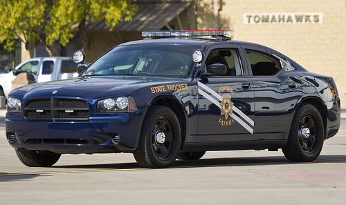 Nevada Highway Patrol Dodge Charger