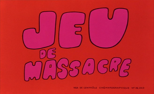 Guy Peellaert: Jeu De Massacre