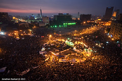 Tahrir Square - November 25, 2011