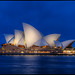 Sydney Opera House by szeke