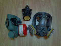 personal protective equipment, gas mask, mask,