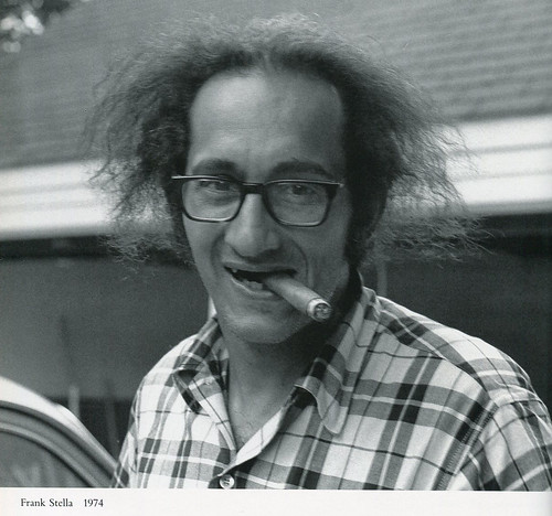 Frank Stella, 1974