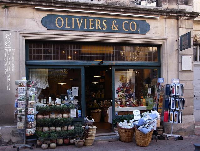 Bonjour Avignon~ 亞維農。香料草味兒的城市  R1041882