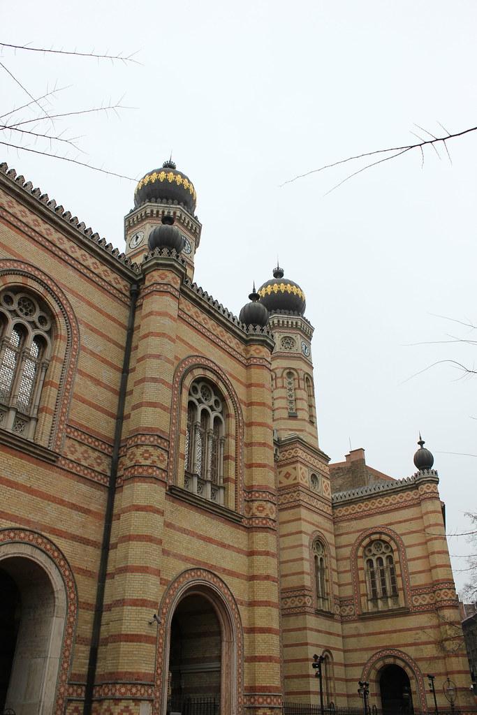 Gran Sinagoga de Budapest