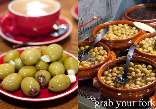 olives encasa deli