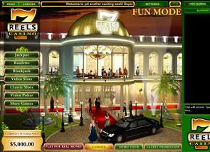 7Reels Casino Lobby