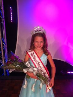 National American Miss Jr. Pre-Teen Peyton Newman