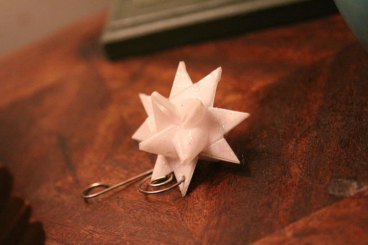 star (folded paper)