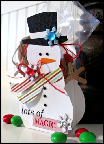 snowman box 2