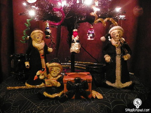 Creepmas 2011 by SinisterVisions, a photo set on Flickr