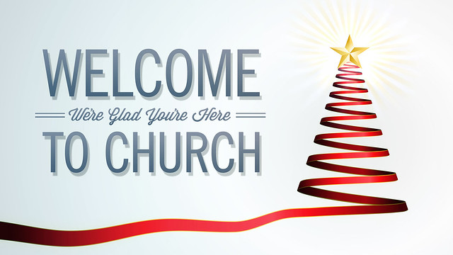 6434990817 a2dca091a3 z jpgWelcome To Church Christmas