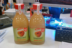 Free Innocent Apple Juice